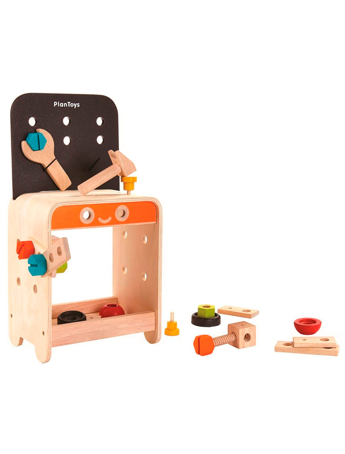2135082, Игрушка PLAN TOYS, разноцветный, Женский, 7132509980033  - купить со скидкой