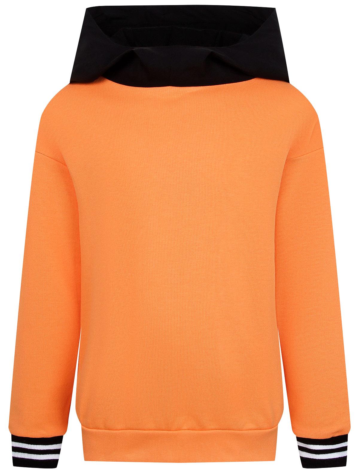Купить 2217055, Худи Fendi, оранжевый, Мужской, 0094519071507