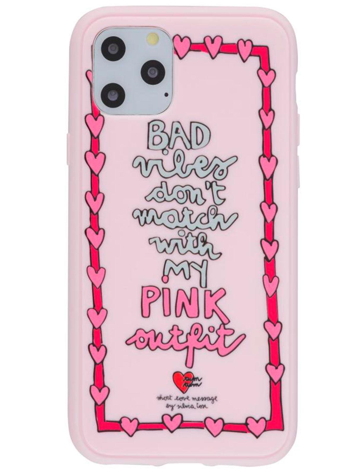 Купить 2196601, Чехол для телефона BENJAMINS, розовый, 5674528070071