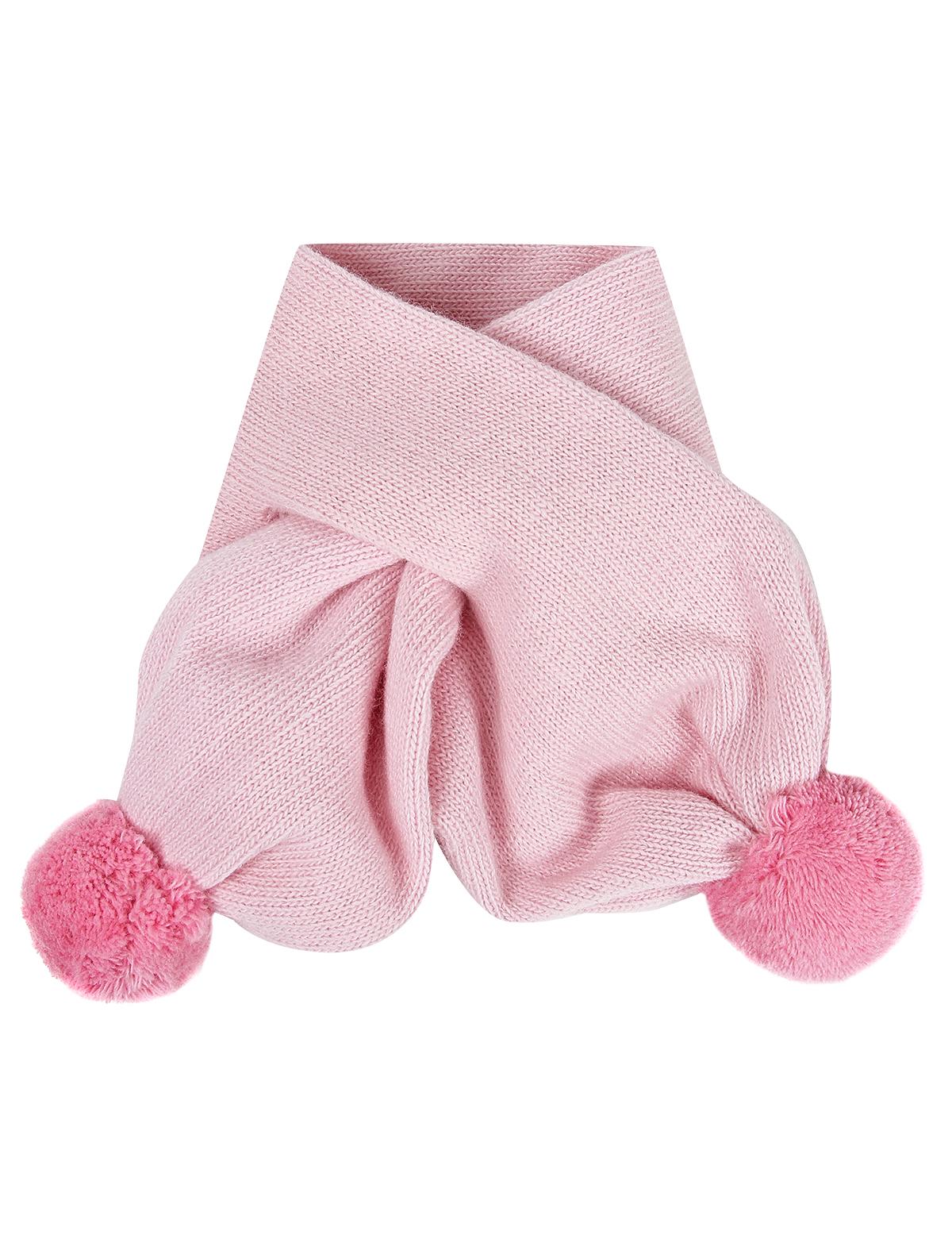Купить 2134397, Шарф Il Gufo, розовый, Женский, 1222608980013