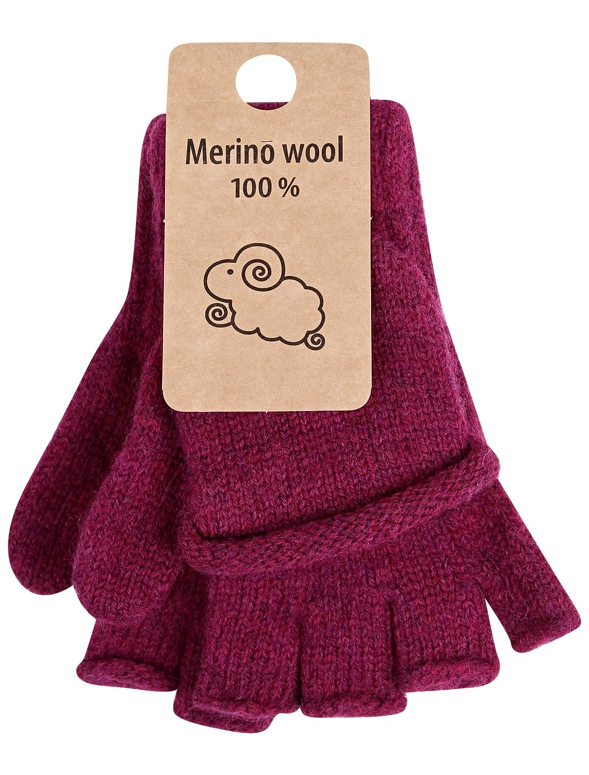 Купить 2250115, Варежки Air wool, разноцветный, Женский, 1364509080260