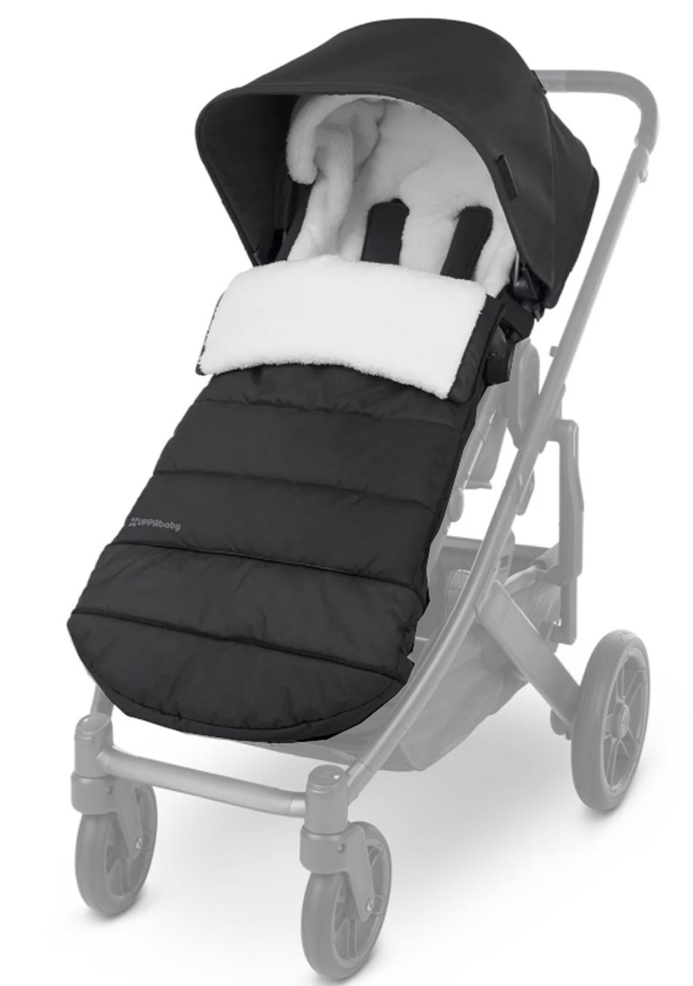 Купить 2267838, Аксессуар для коляски UPPAbaby, черный, 3984528080096