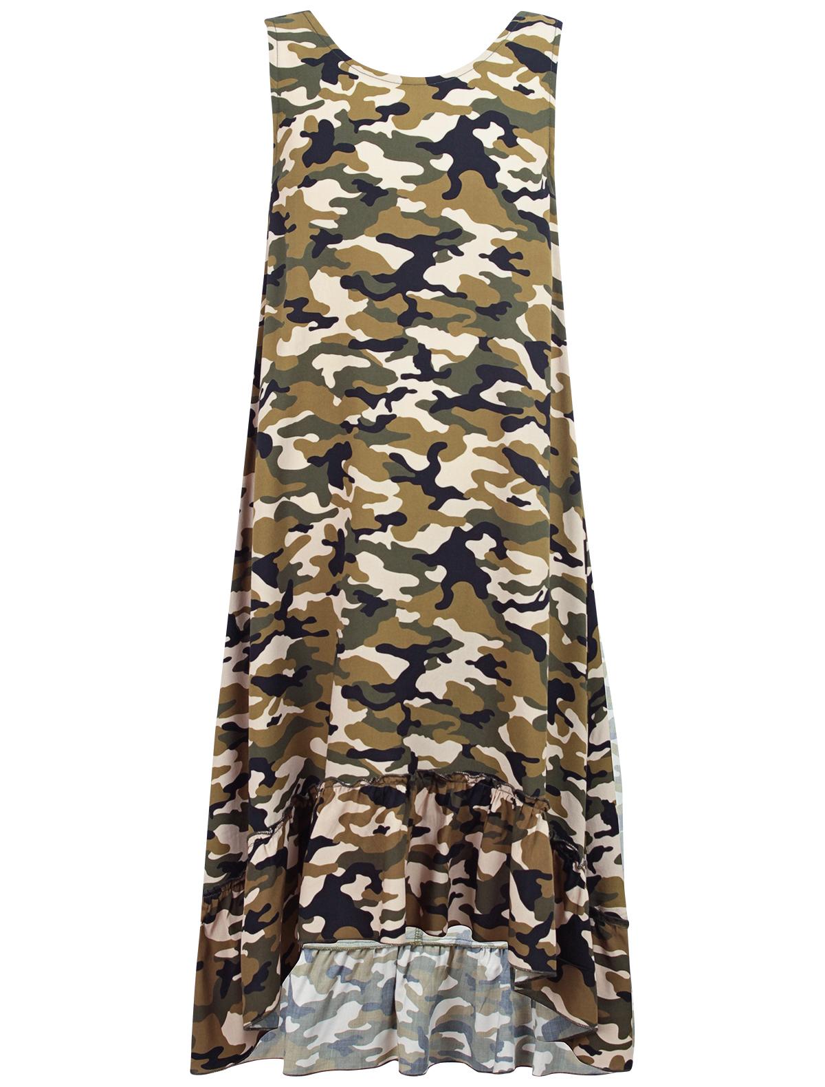 Купить 2176398, Платье DIXIE, разноцветный, Женский, 1054509076713