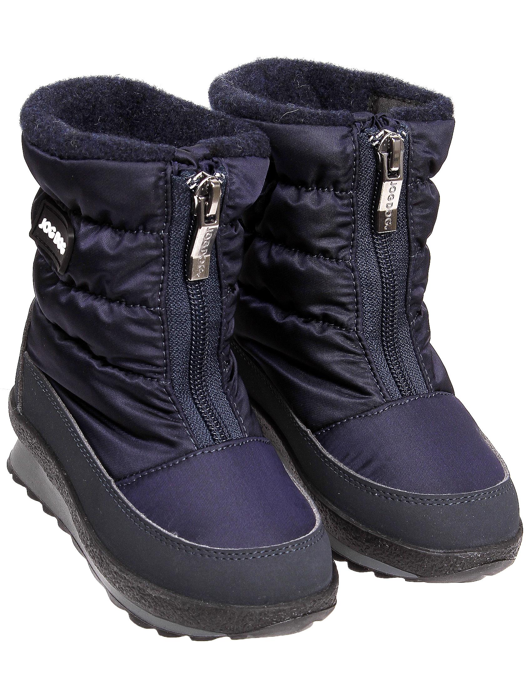 Купить 2119962, Сапоги Jog Dog, синий, Женский, 2021409980029