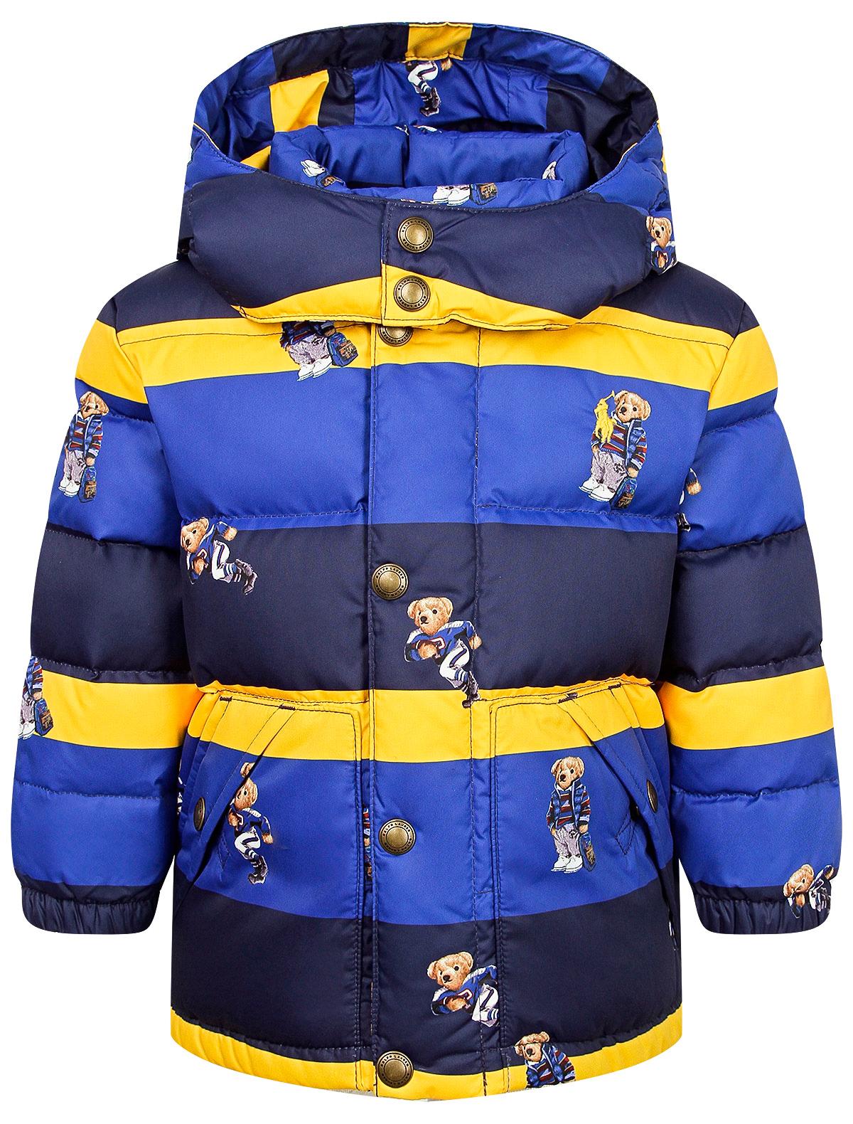 Купить 2236457, Куртка Ralph Lauren, синий, Мужской, 1074519082207