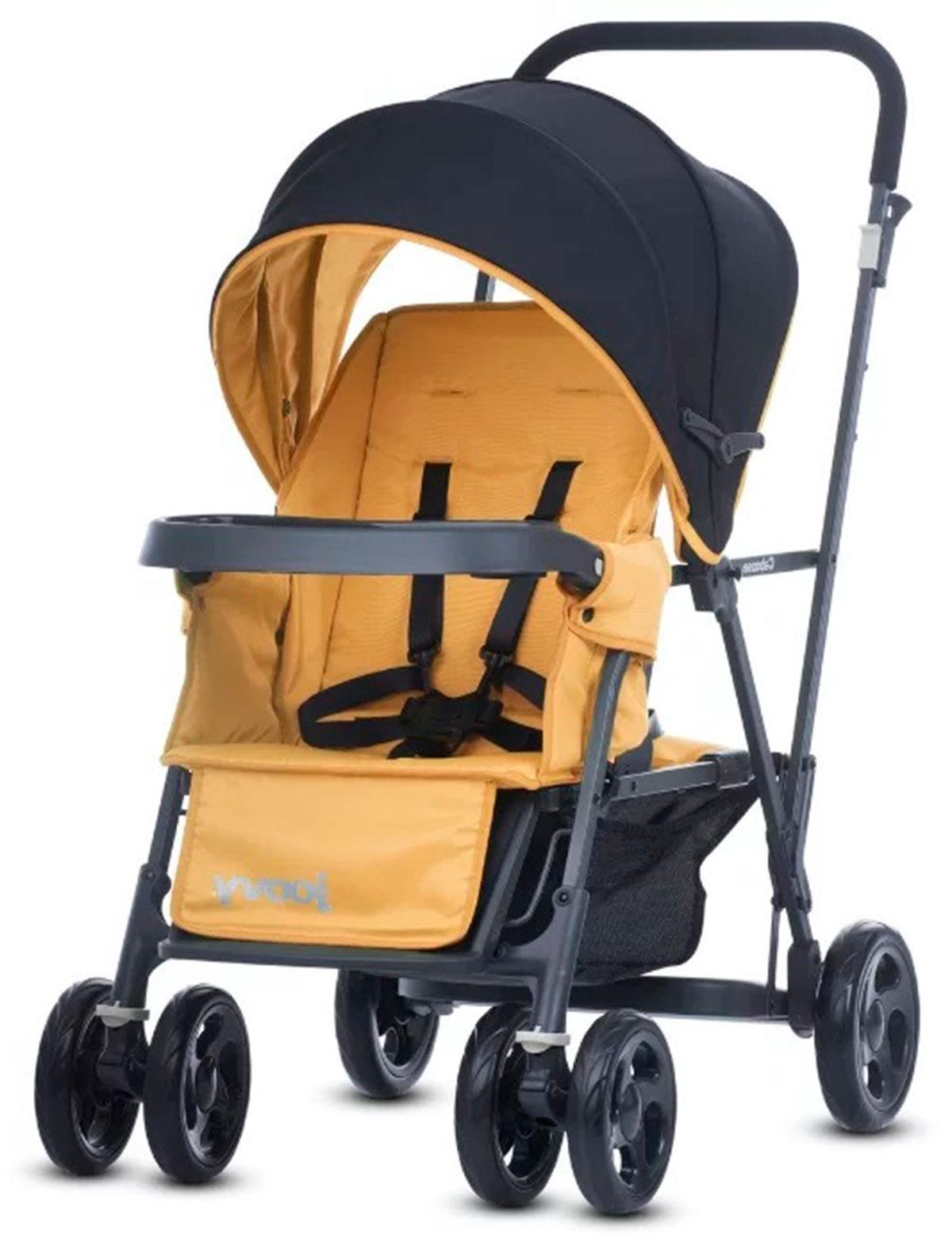 Купить 2337055, Коляска Joovy, желтый, 4004529180232