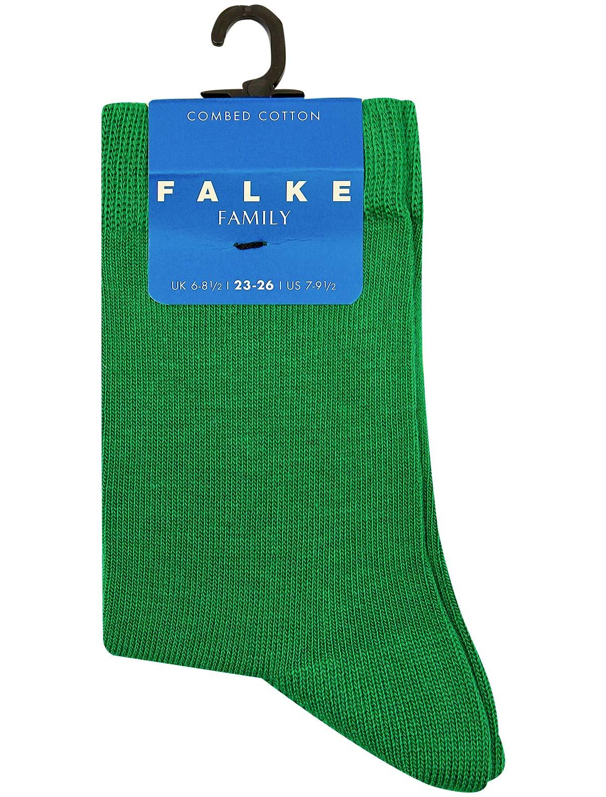 Купить 1909844, Носки FALKE, зеленый, 1532229880310