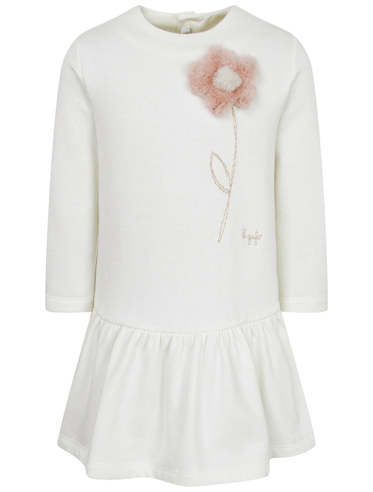 Купить 2244027, Платье Il Gufo, разноцветный, Женский, 1054609081402