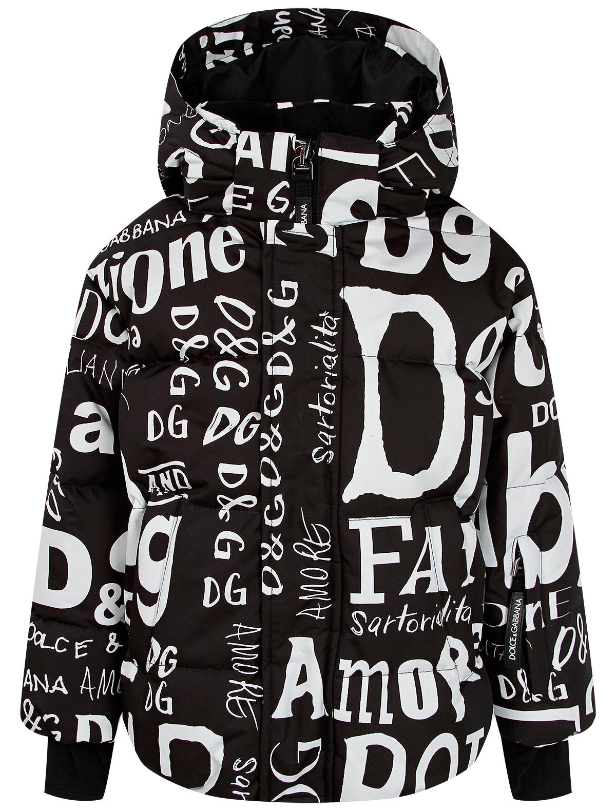 Купить 2263802, Куртка Dolce & Gabbana, черный, 1074529080248