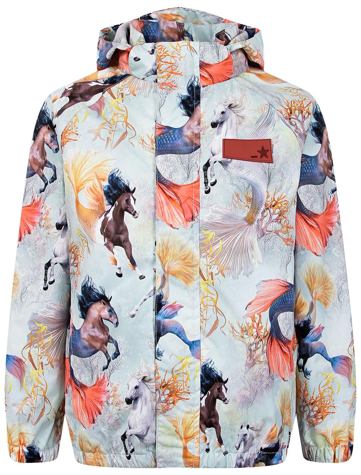 Купить 2292204, Куртка MOLO, голубой, Женский, 1074509171379