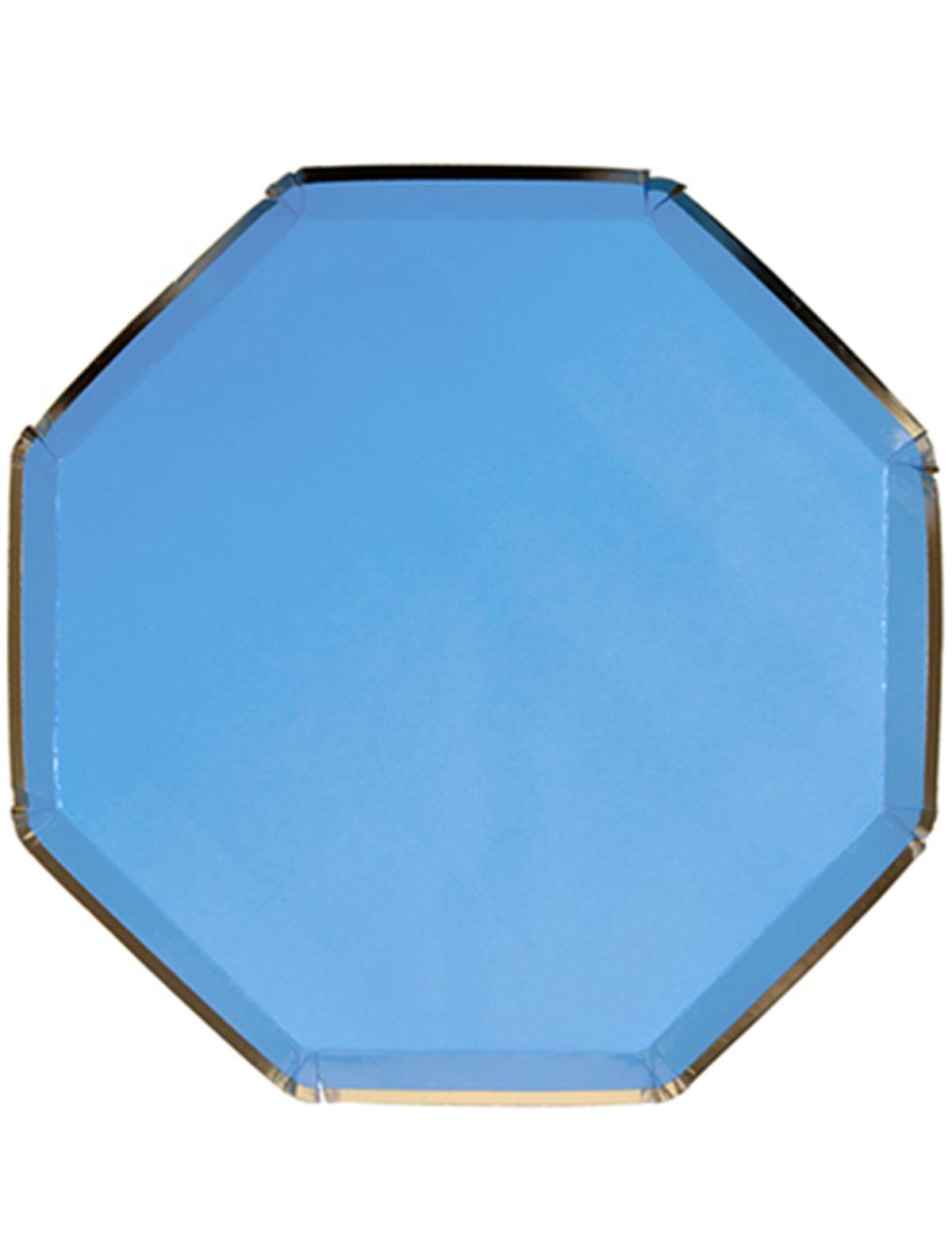 Купить 2259922, Набор посуды Meri Meri, голубой, 2294520080460