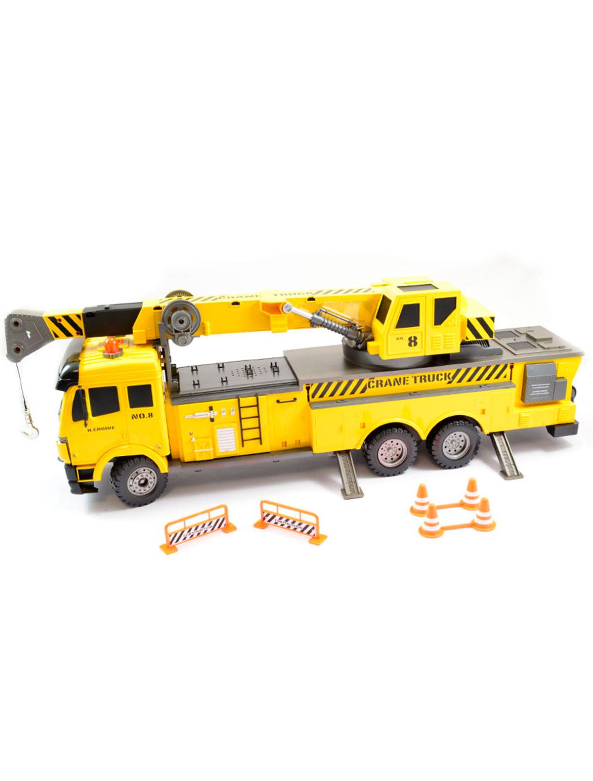Купить 2349847, Игрушка Hobby engine, желтый, 7134529180714