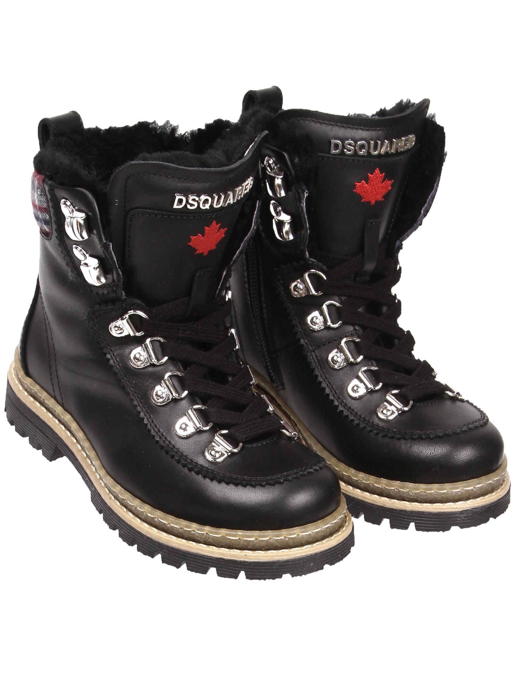 Ботинки Dsquared2 2041301 фото