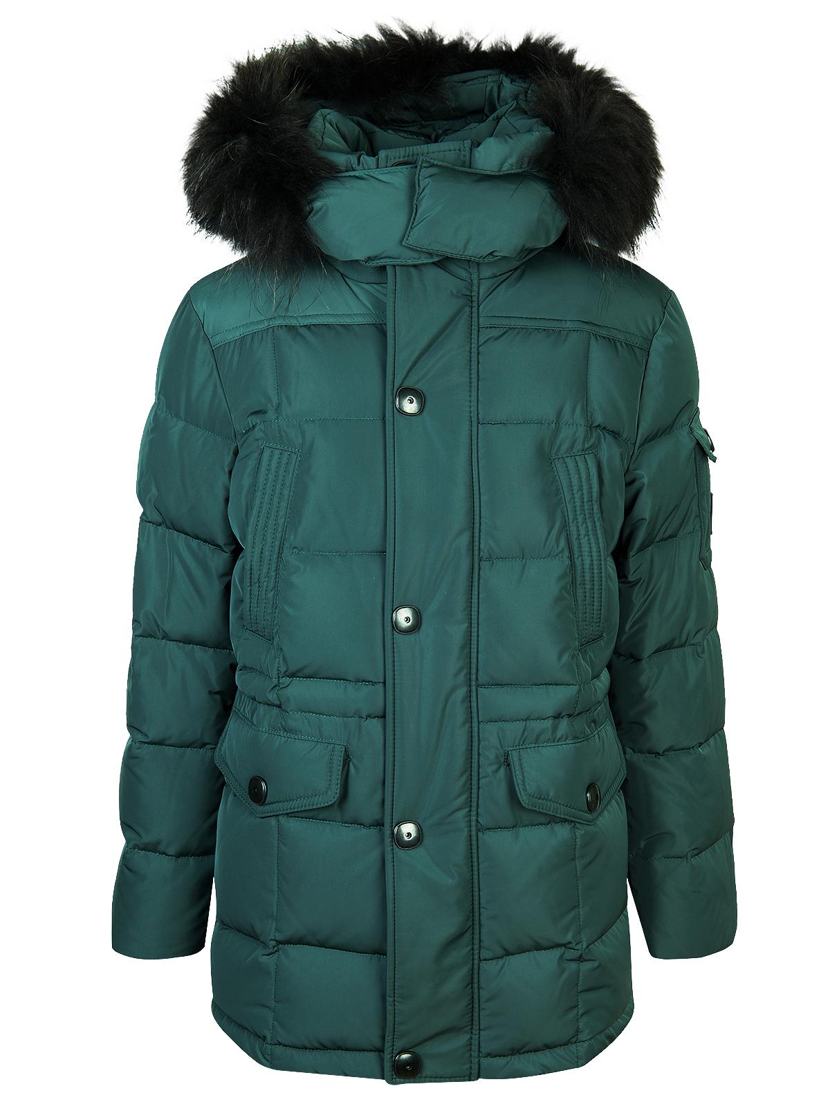 Купить 1875247, Куртка Jums Kids, зеленый, Мужской, 1074019780337