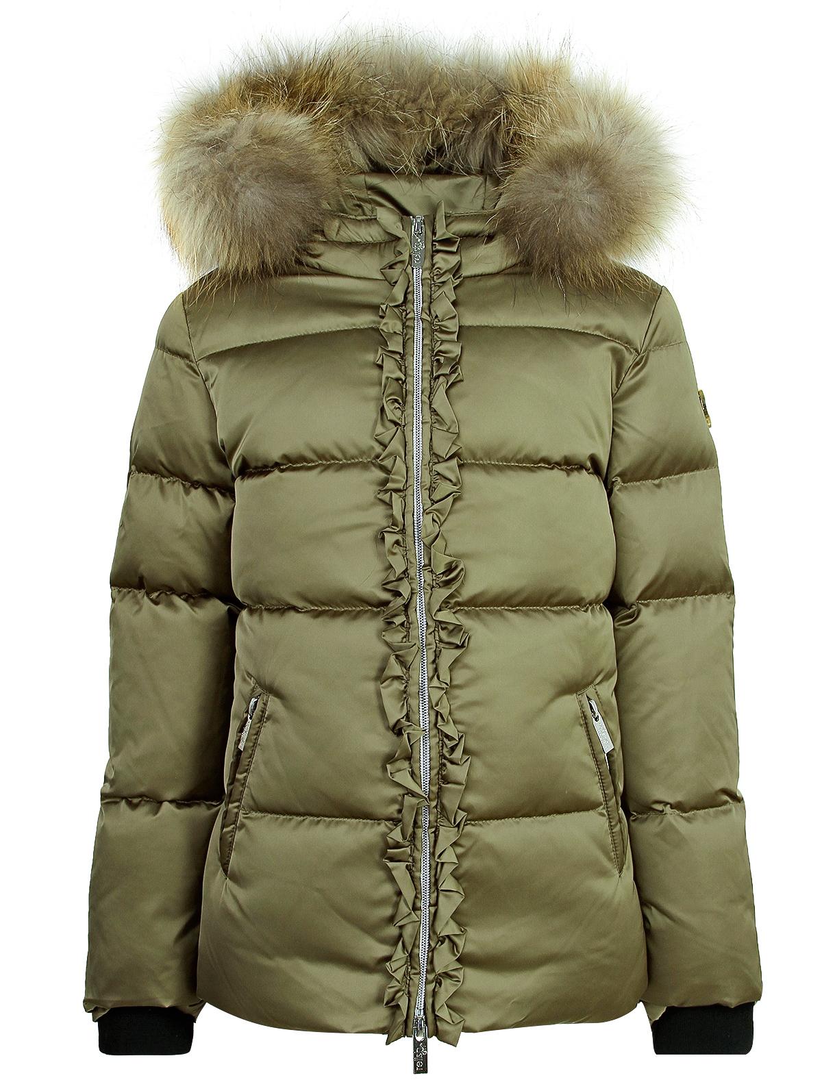 Купить 1874480, Куртка Relish, зеленый, Женский, 1072209880157