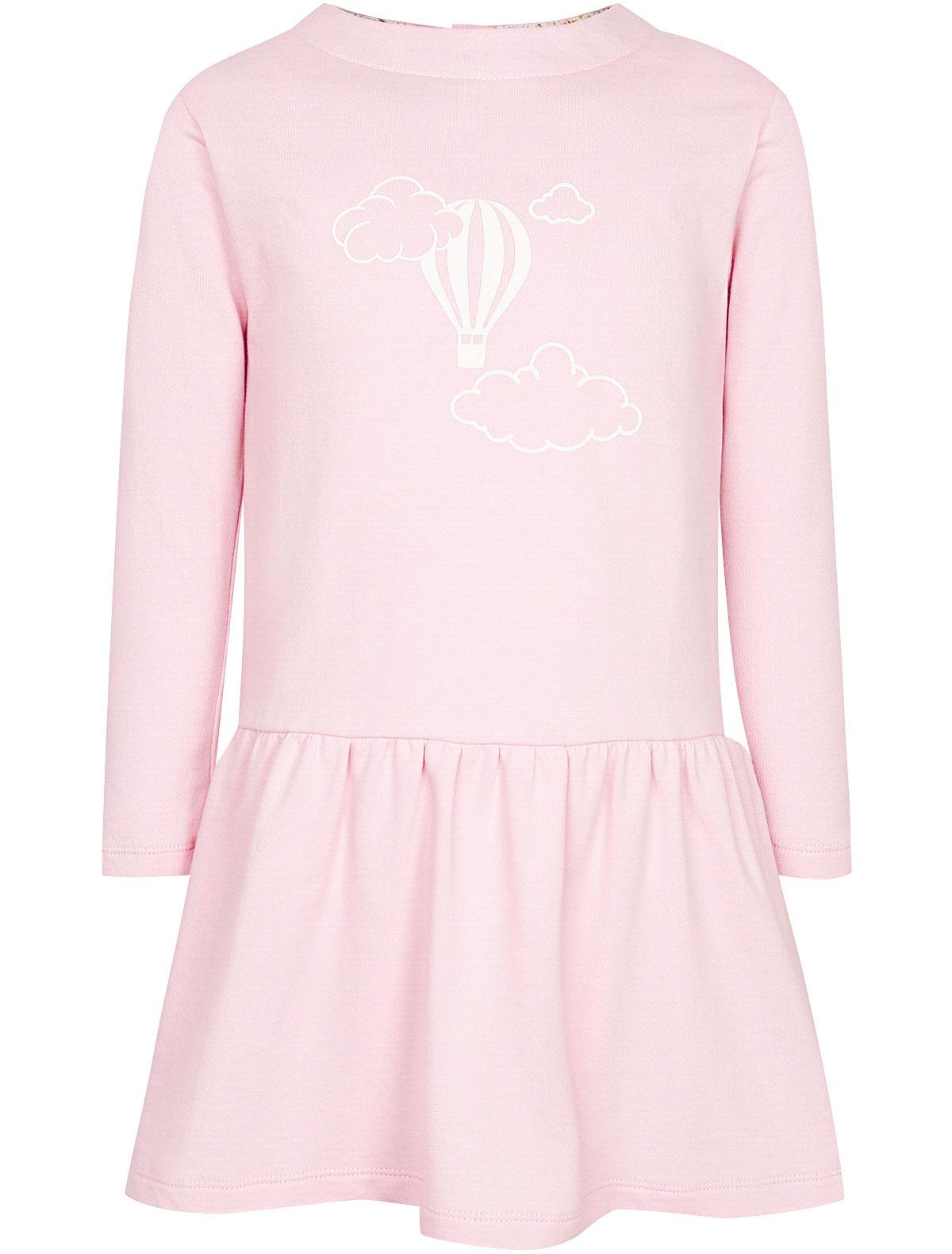 Платье My Junior розового цвета
