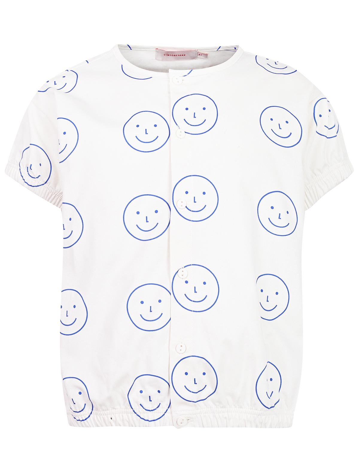 Купить 1955713, Блуза TINYCOTTONS, разноцветный, Женский, 1032109970532
