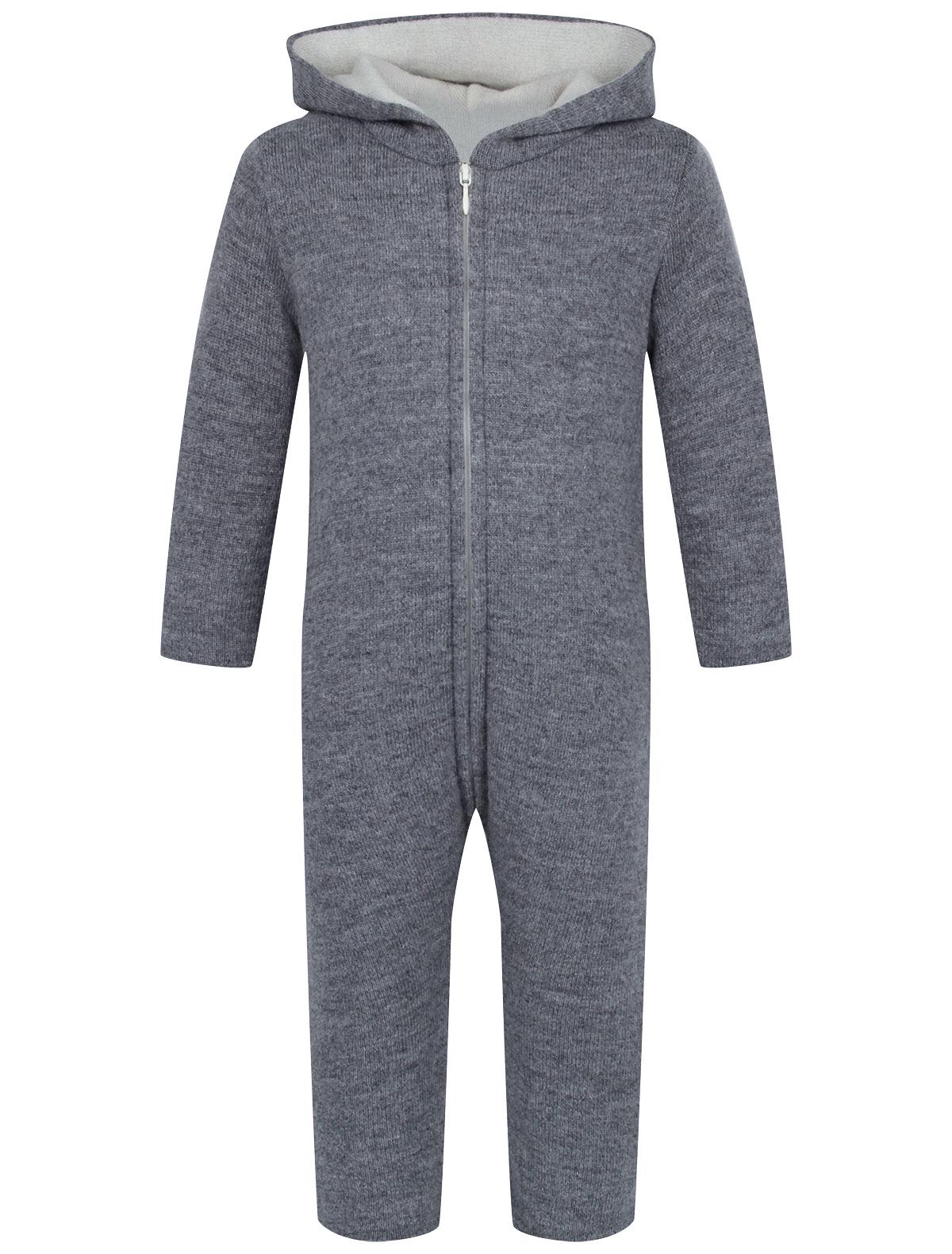 Купить 2249396, Комбинезон Air wool, серый, 1284529080562