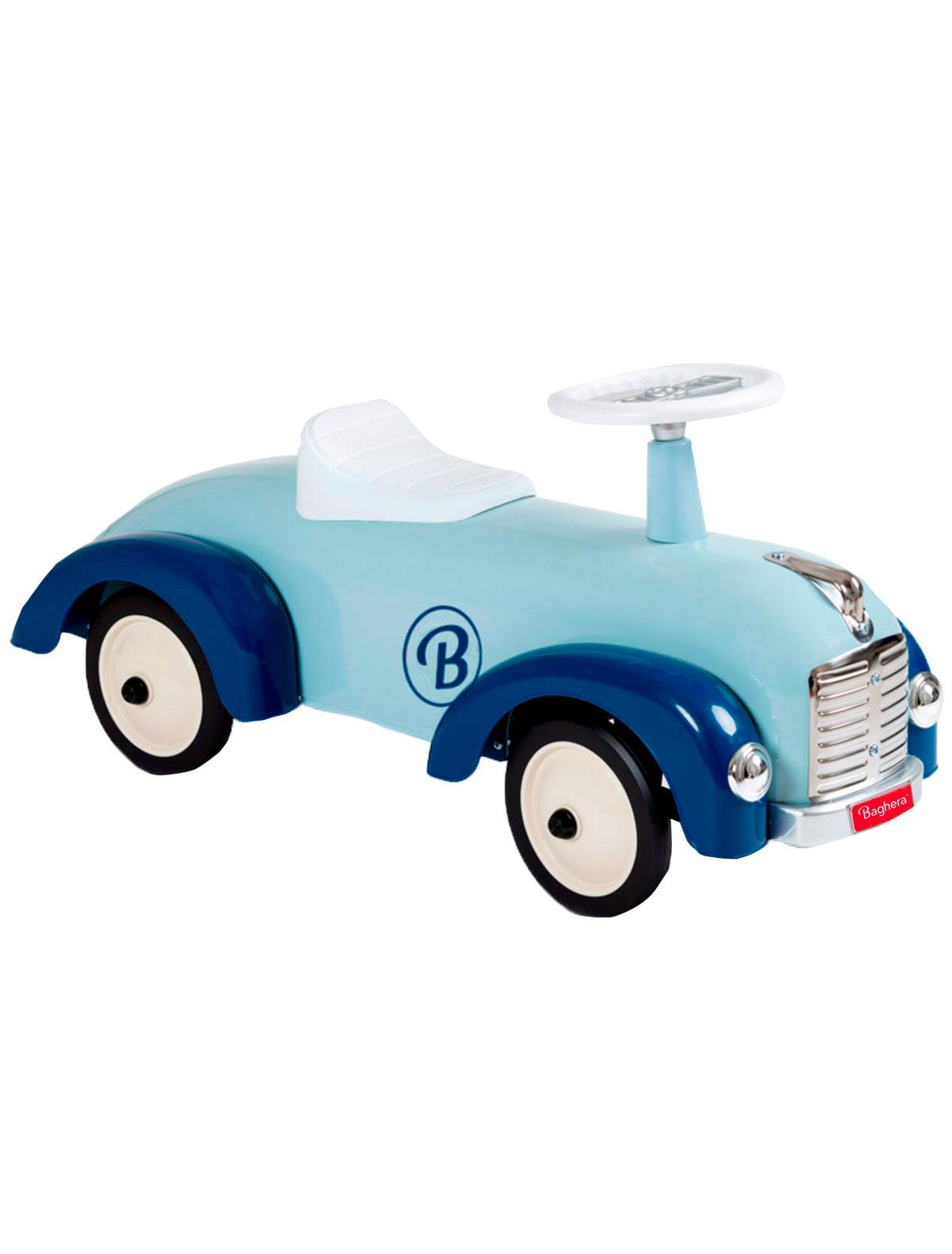 Купить 2214409, Машинка детская Baghera, голубой, 7684520070052