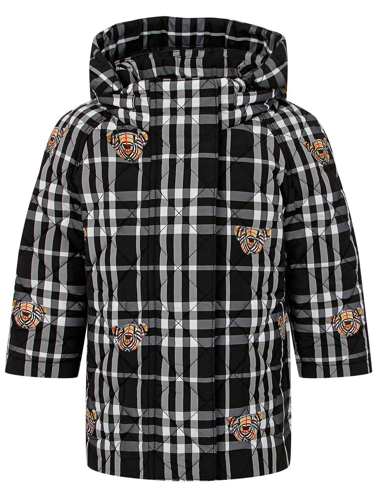 Купить 2340799, Куртка Burberry, черный, Женский, 1074509180753