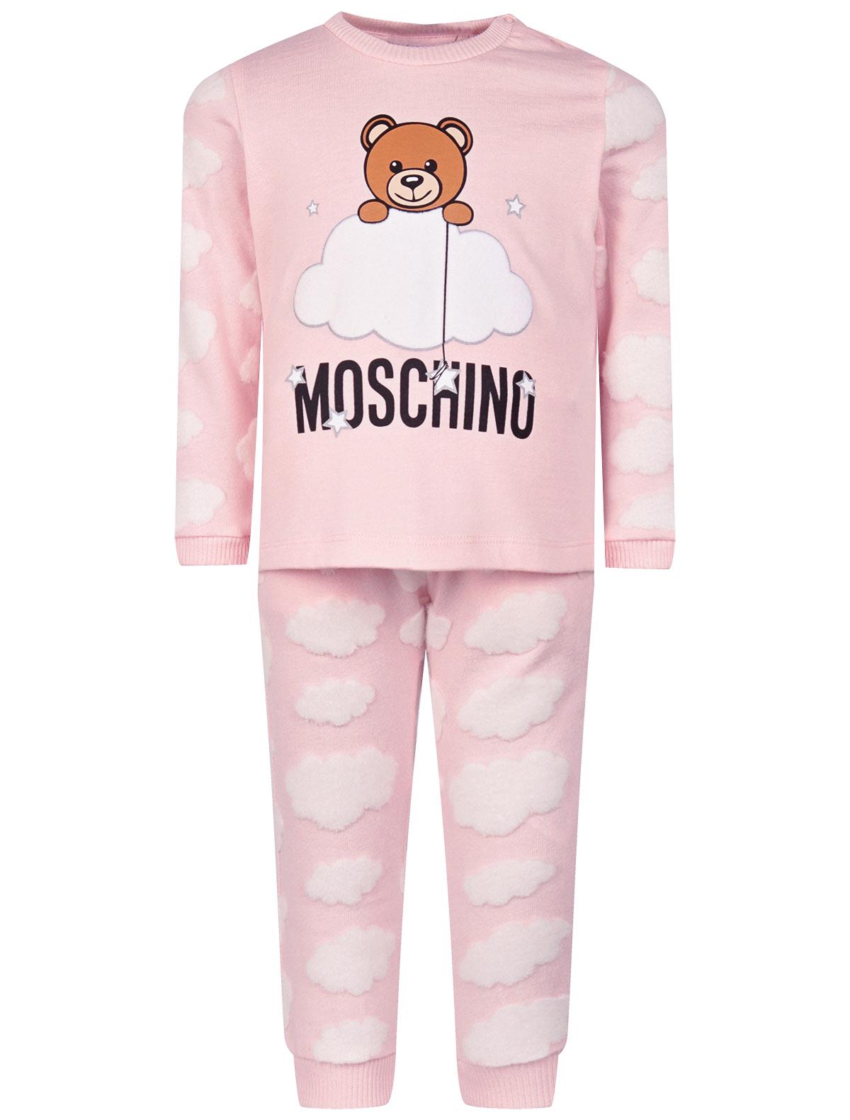 Купить 2231860, Пижама Moschino, розовый, Женский, 0214509080092