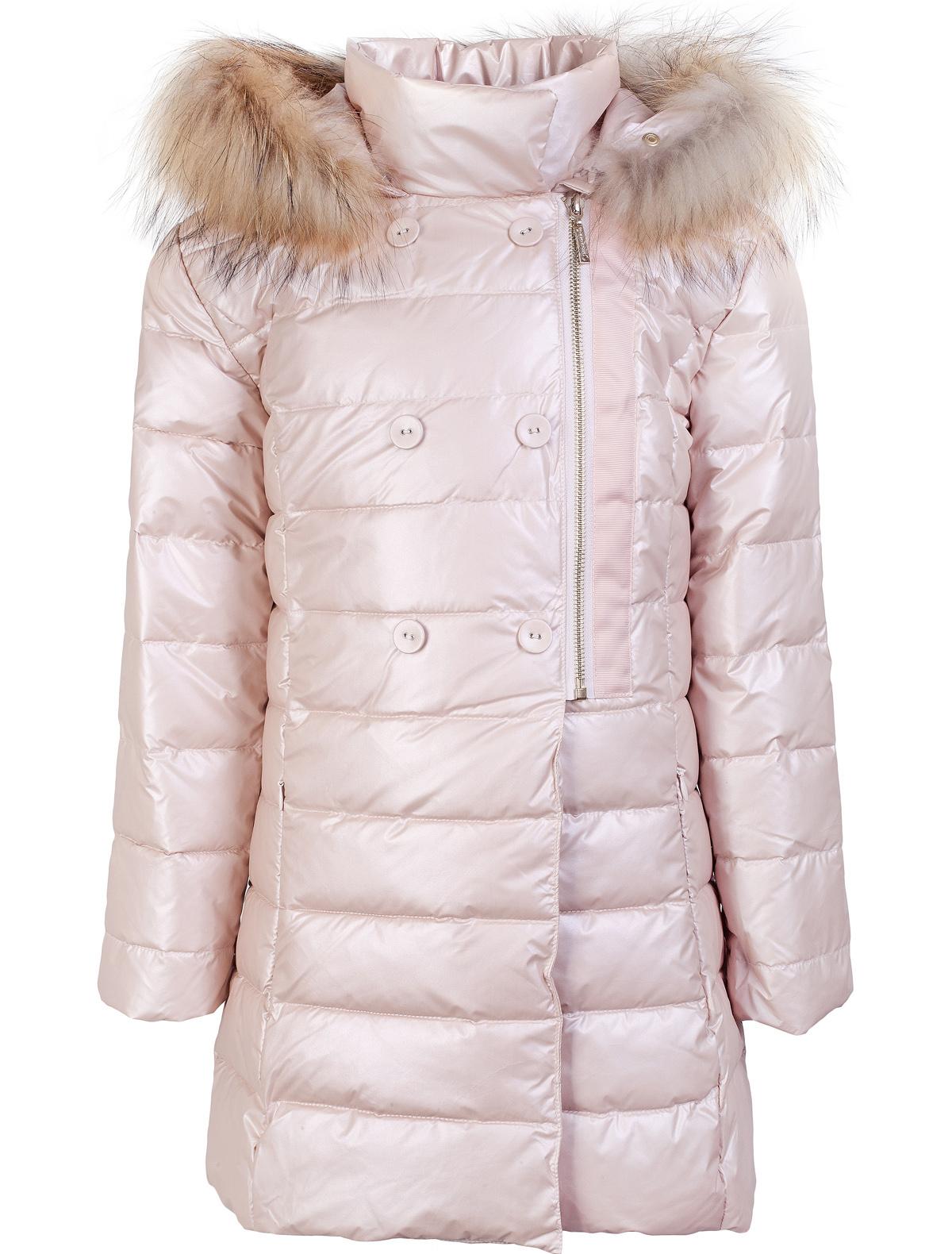 Купить 1880252, Пальто SILVIAN HEACH Kids, розовый, Женский, 1122609680113