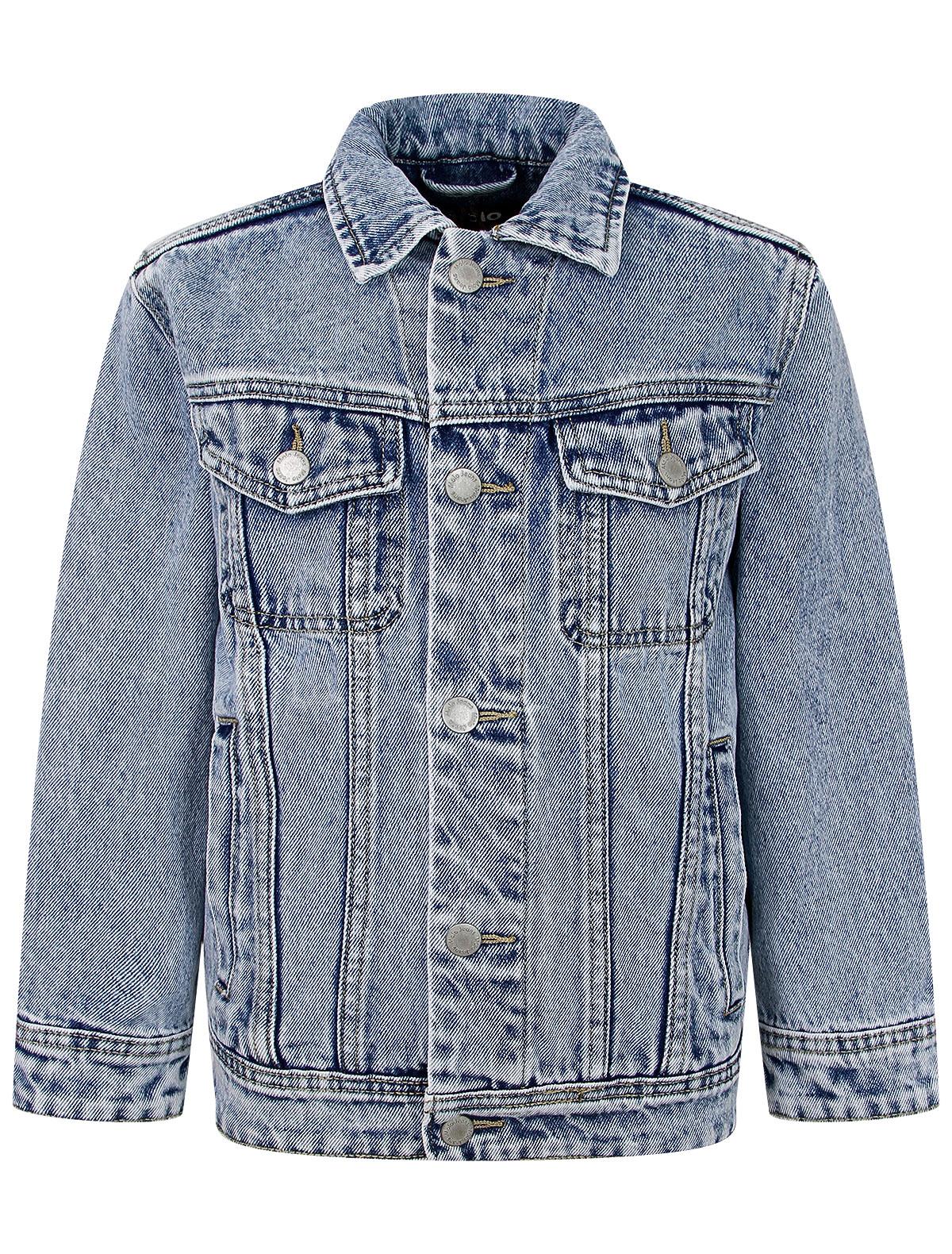 Купить 2292194, Куртка MOLO, синий, 1074529170284
