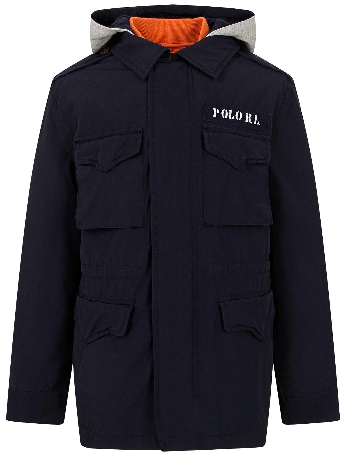 Купить 2263560, Куртка Ralph Lauren, синий, Мужской, 1074519083815