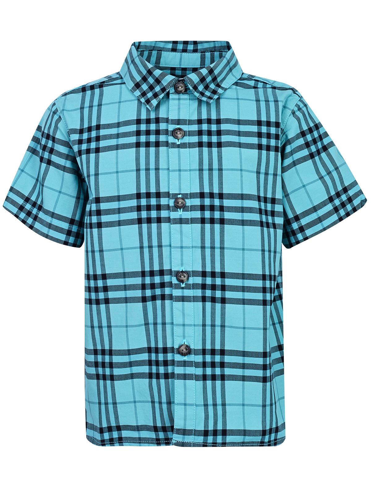 Купить 1955911, Рубашка Burberry, разноцветный, Мужской, 1012219971452