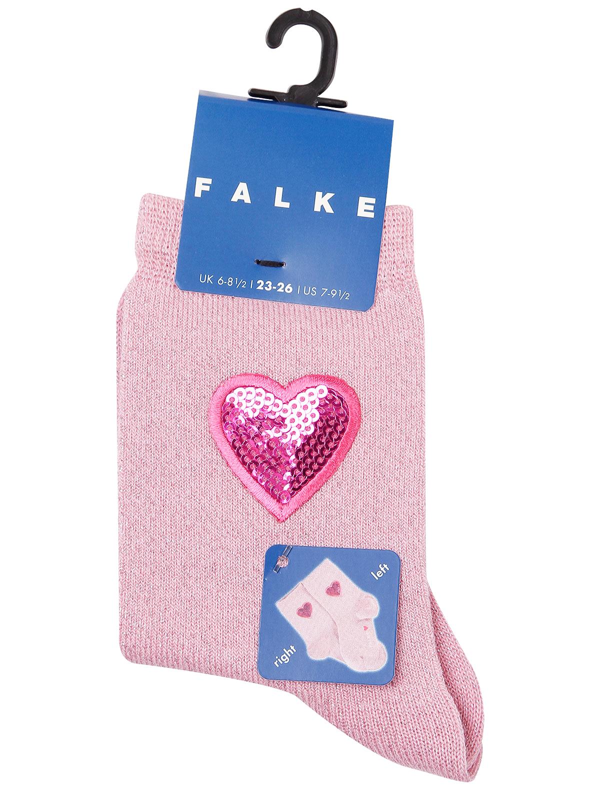 Купить 1960004, Носки FALKE, розовый, Женский, 1532609970211