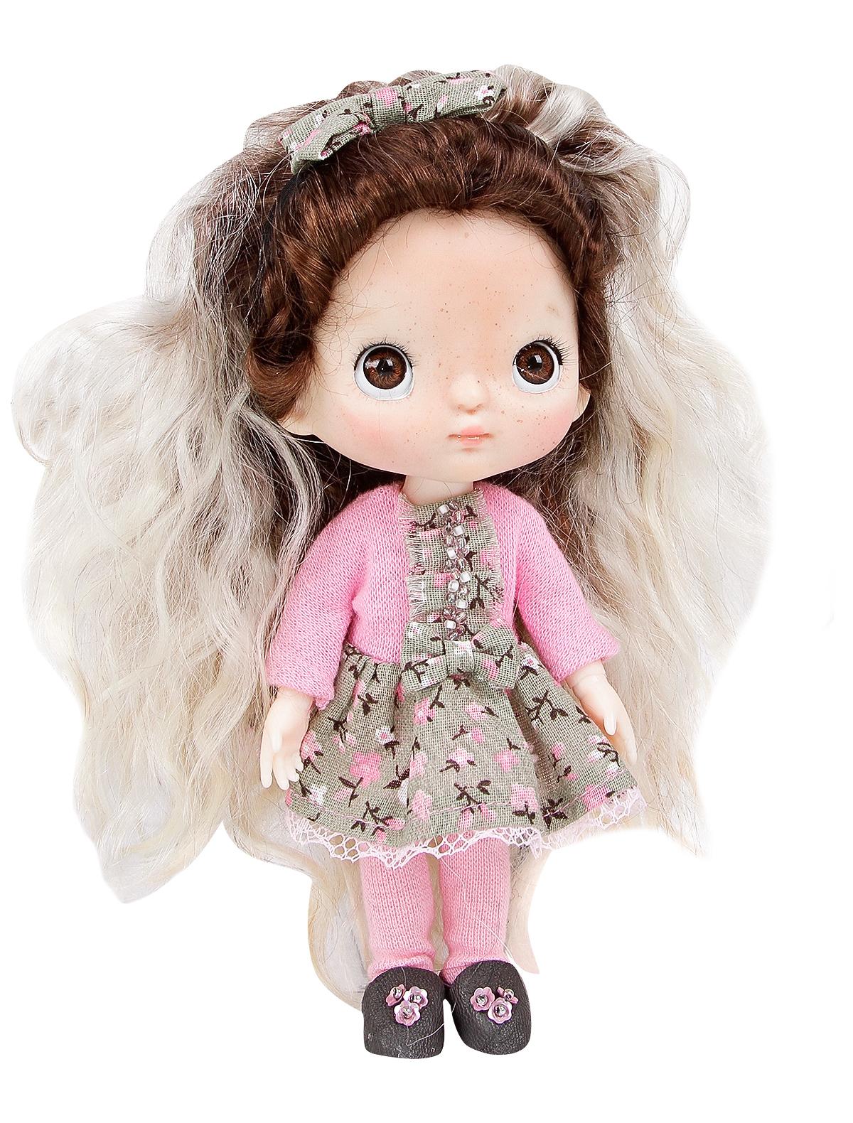 Купить 2210868, Кукла Carolon, розовый, Женский, 7114500070777