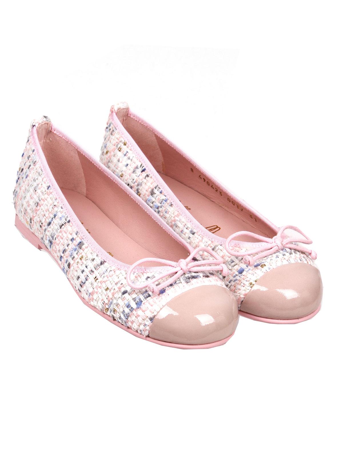 Туфли PRETTY BALLERINAS 2160490 розового цвета