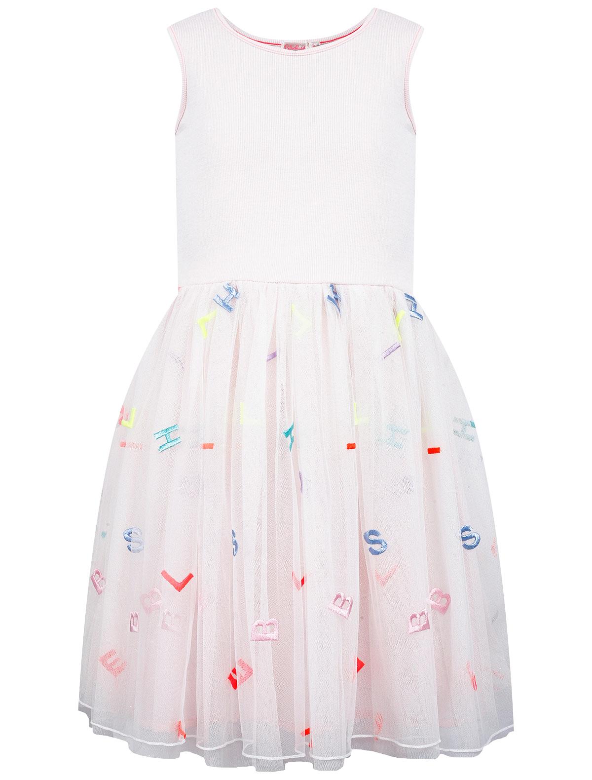 Купить 2311062, Платье Billieblush, розовый, Женский, 1054609178065