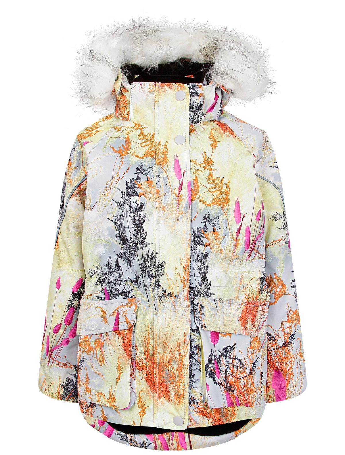 Купить 2348879, Куртка MOLO, желтый, Женский, 1074509181996