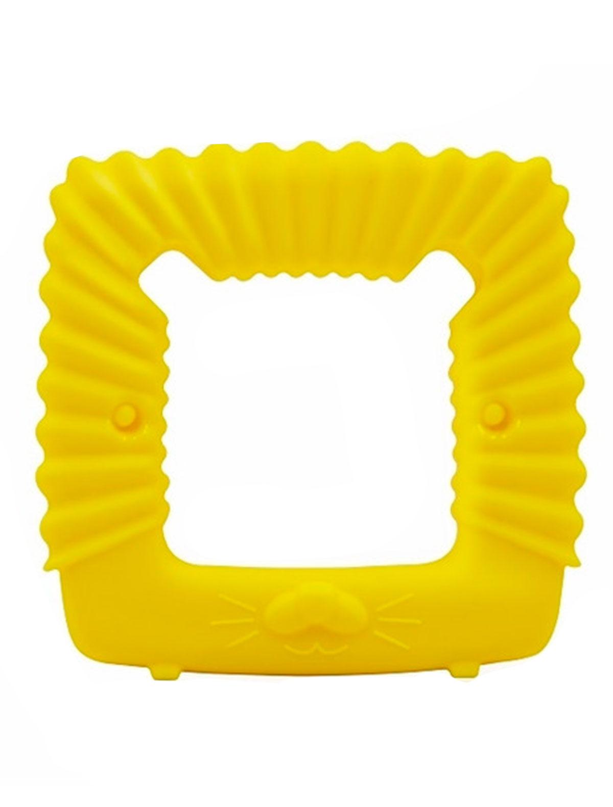 Купить 2214186, Прорезыватель для зубов Mombella, желтый, 5644520070072