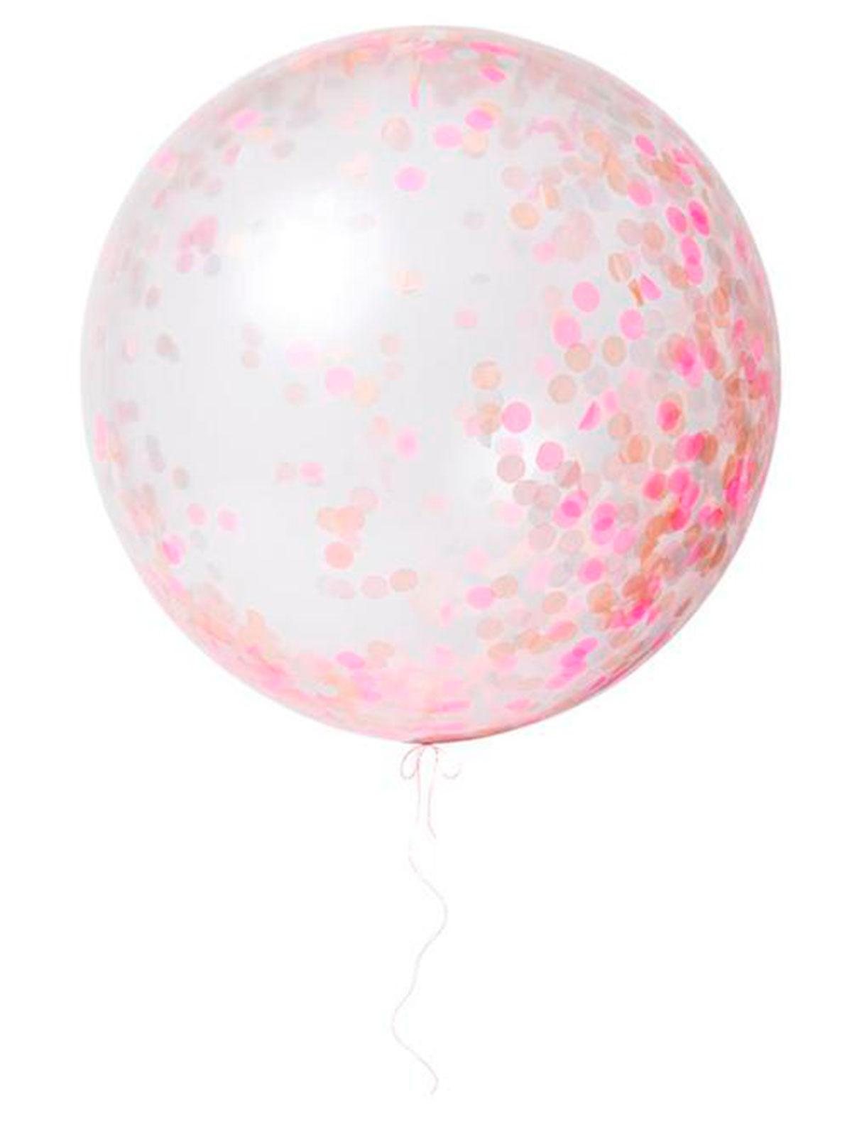 2221650, Воздушный шар Meri Meri, розовый, 6704520080057  - купить со скидкой
