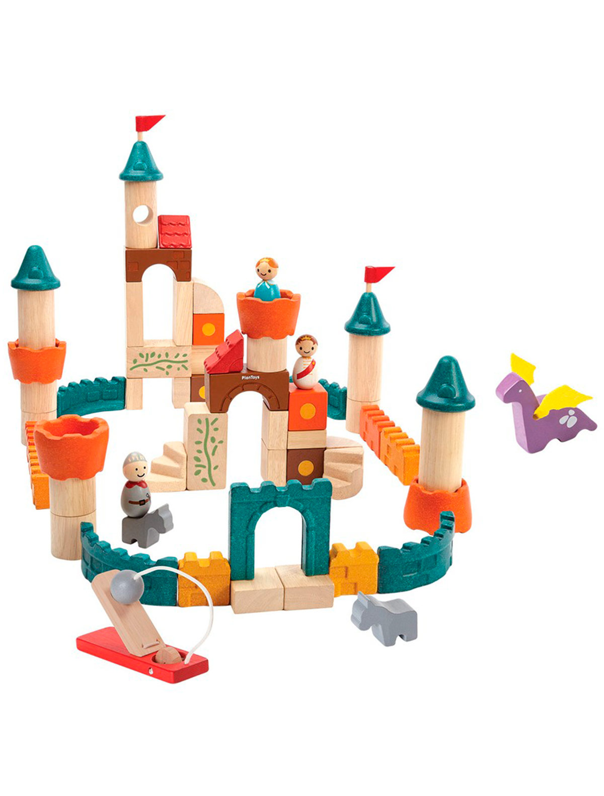 Купить 2135076, Игрушка PLAN TOYS, разноцветный, 7132529980693