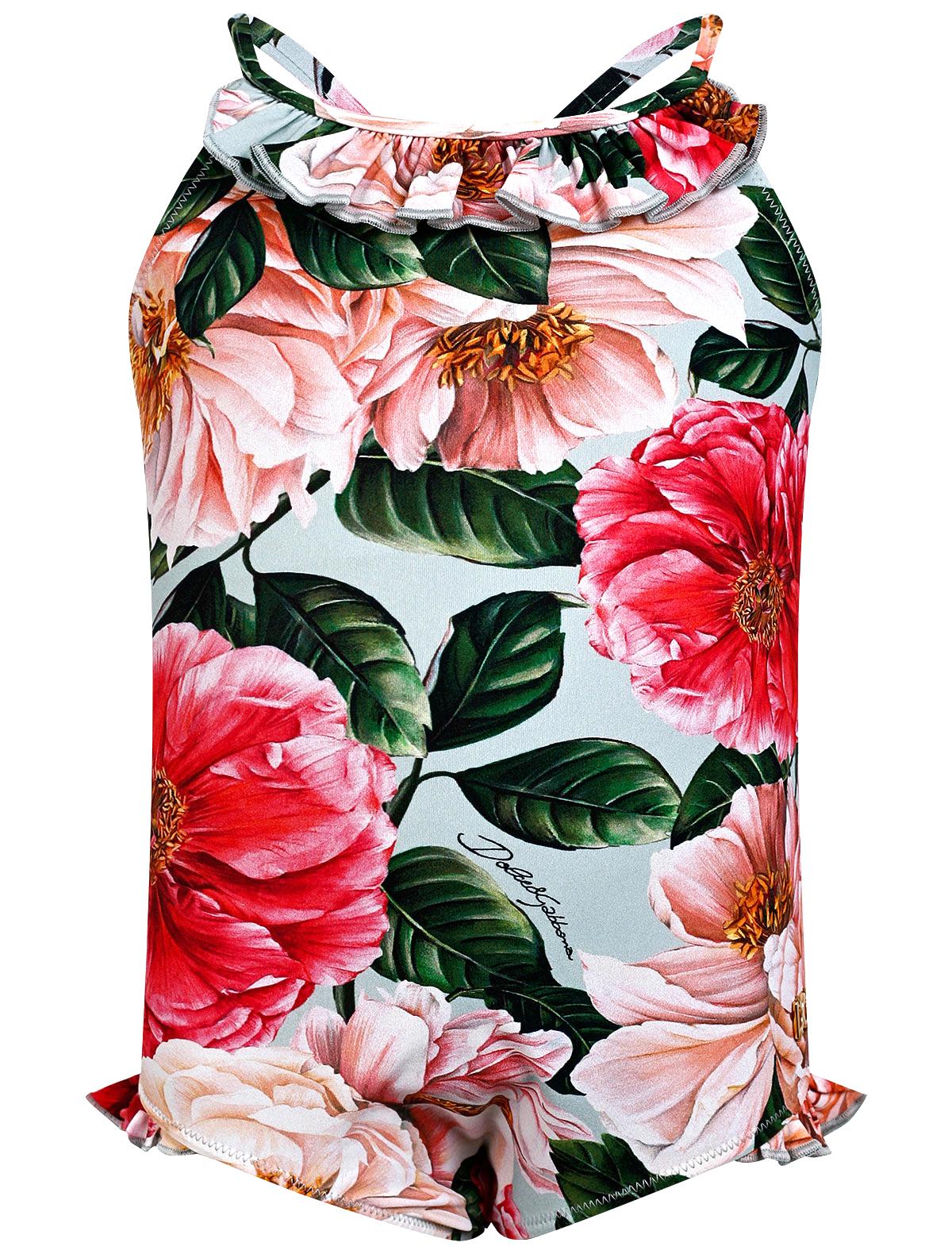Купальник Dolce & Gabbana розового цвета