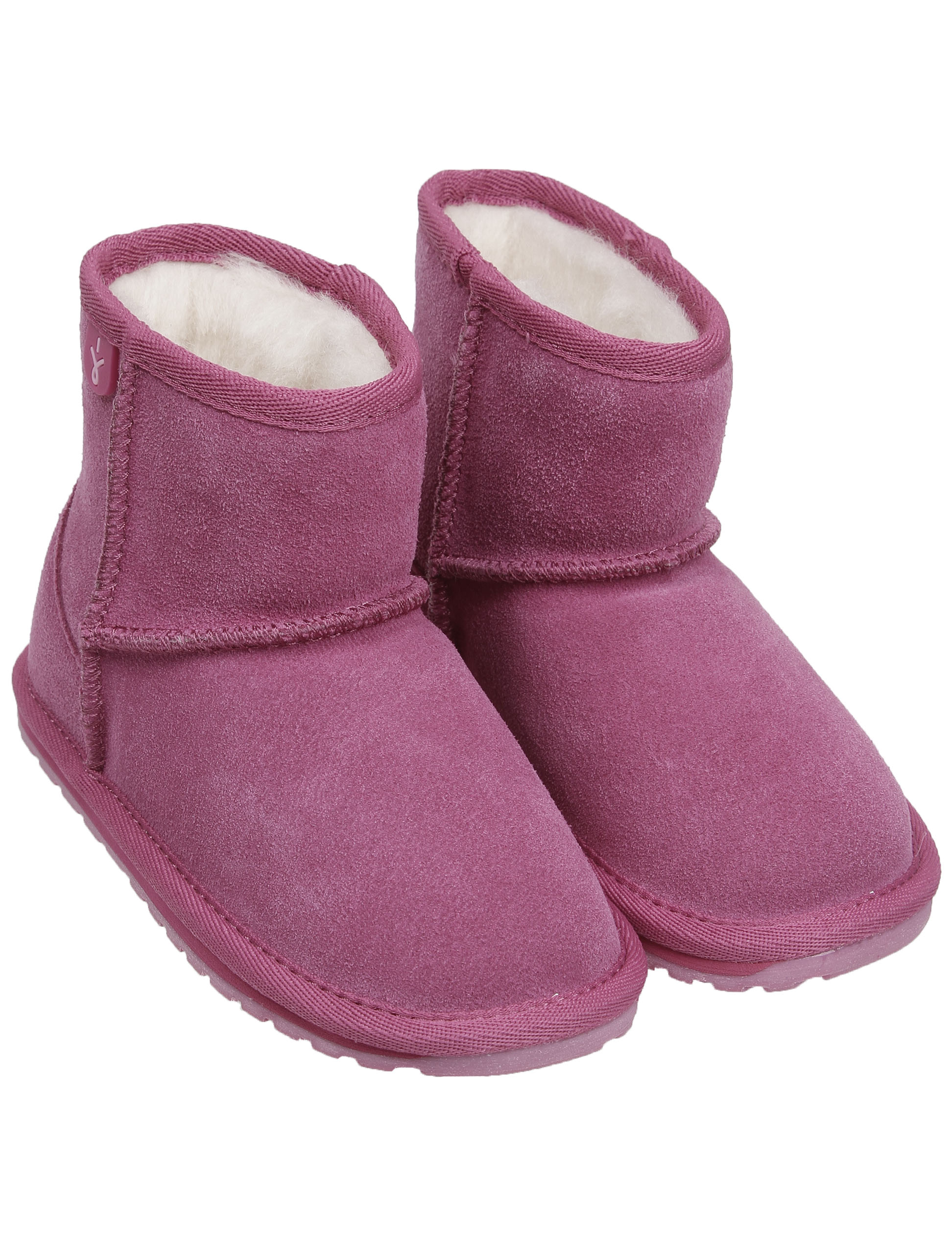 Купить 2255722, Сапоги Emu Australia, розовый, Женский, 2024509081542