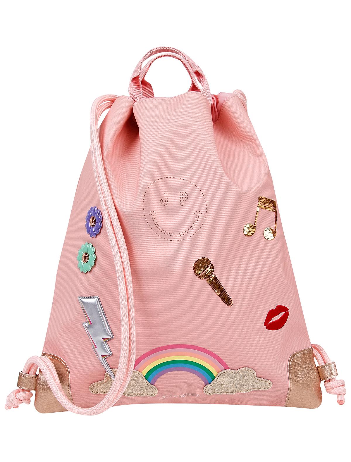 Купить 2218668, Сумка Jeune Premier, розовый, Женский, 1204508070605