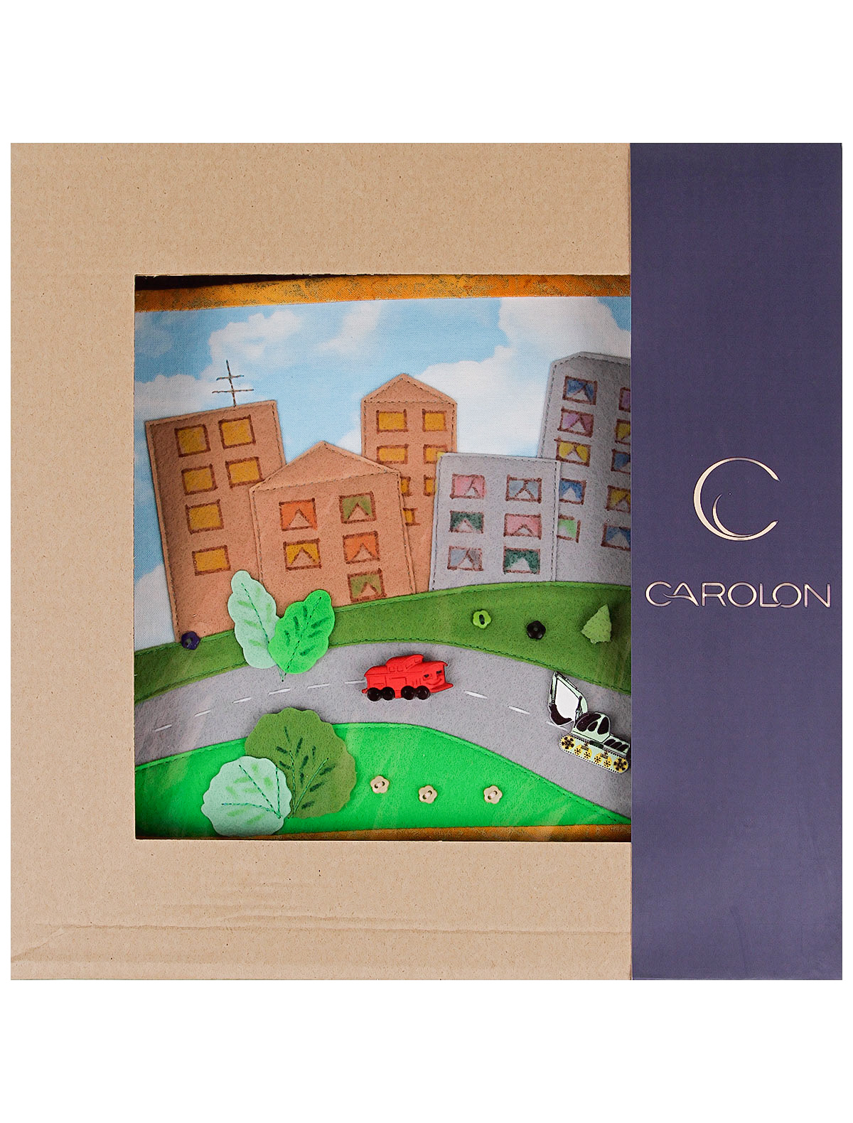 Купить 2213853, Игрушка мягкая Carolon, разноцветный, 7124520070442