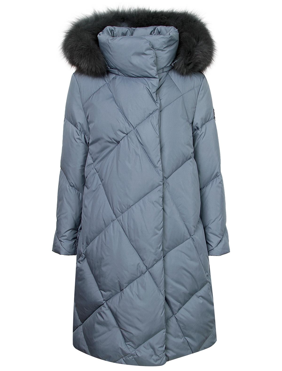 Купить 2121253, Пальто Jums Kids, голубой, Женский, 1121509980057