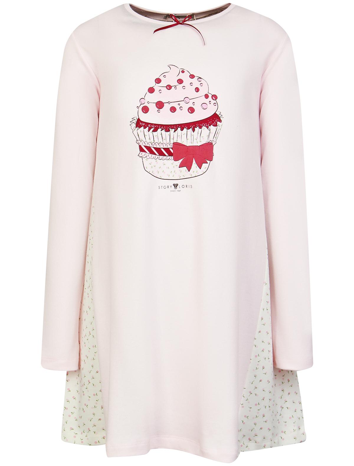 Купить 1929223, Ночная рубашка Story Loris, розовый, Женский, 3342609880155