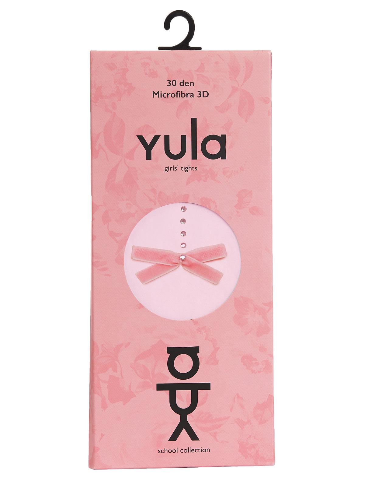 Купить 1898766, Колготки YULA, розовый, Женский, 1292609880810
