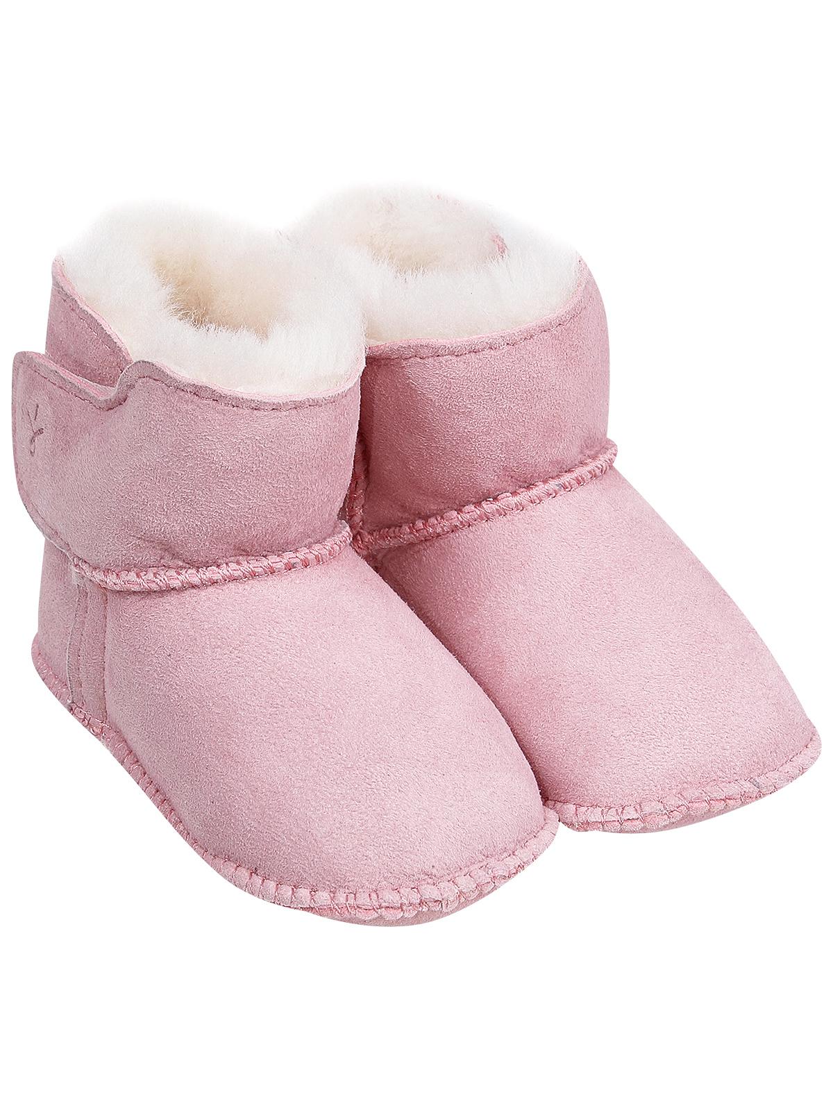 Купить 2265190, Пинетки Emu Australia, розовый, Женский, 2174509080080