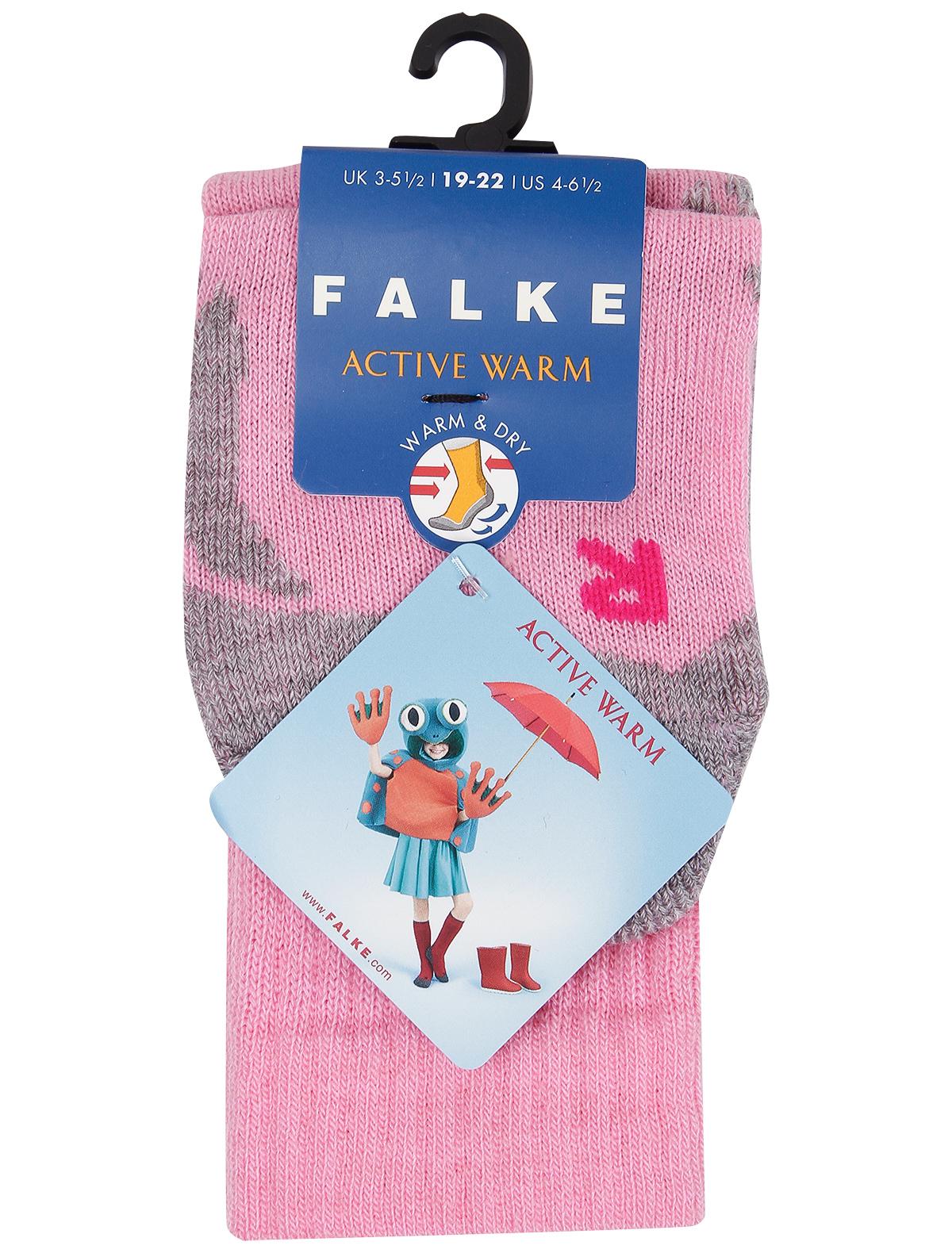Купить 2046565, Носки FALKE, розовый, Женский, 1532609980357