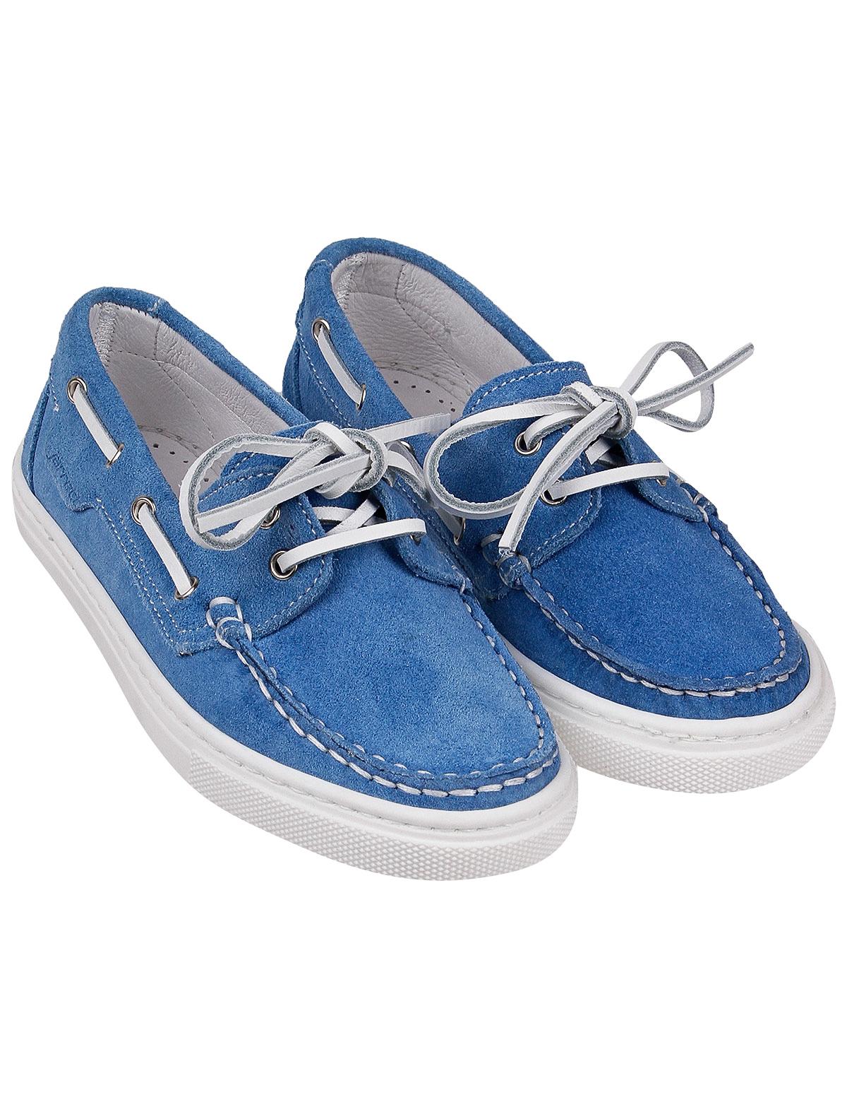 Купить 2200079, Мокасины JARRETT, голубой, Мужской, 2154518070104