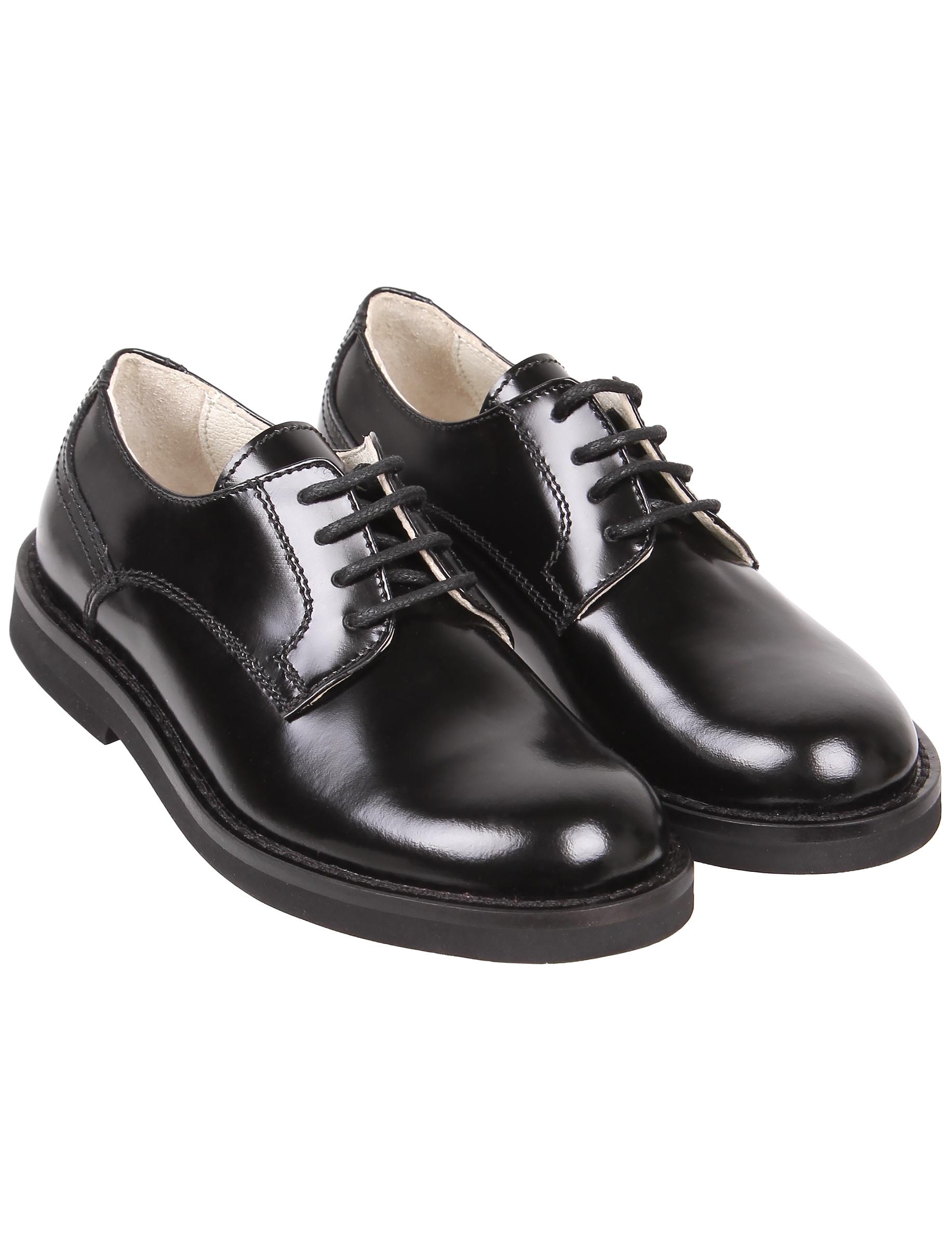 Туфли Andrea Montelpare 2019102 черного цвета