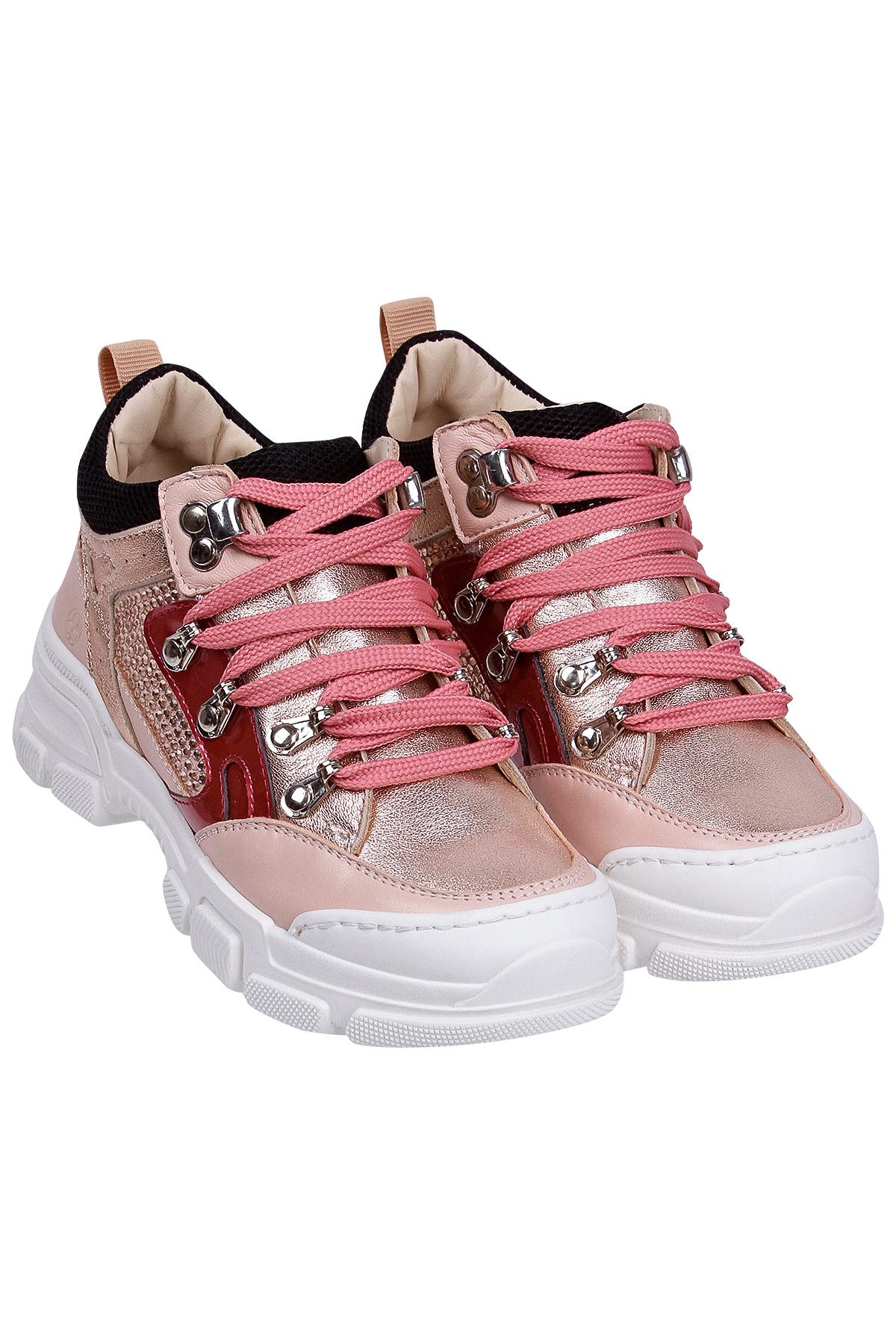 Купить 2250501, Кроссовки Florens, розовый, Женский, 2104509080537