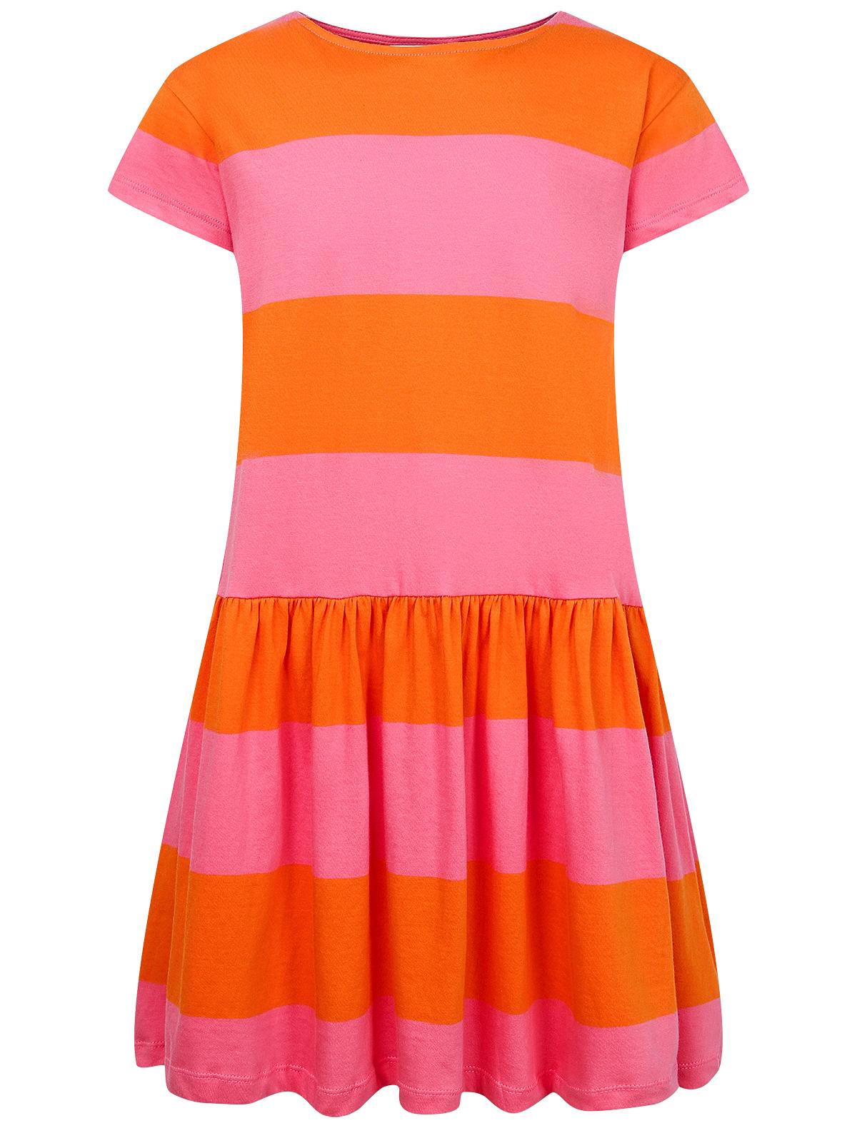 Купить 2211988, Платье MOLO, оранжевый, Женский, 1054609076392